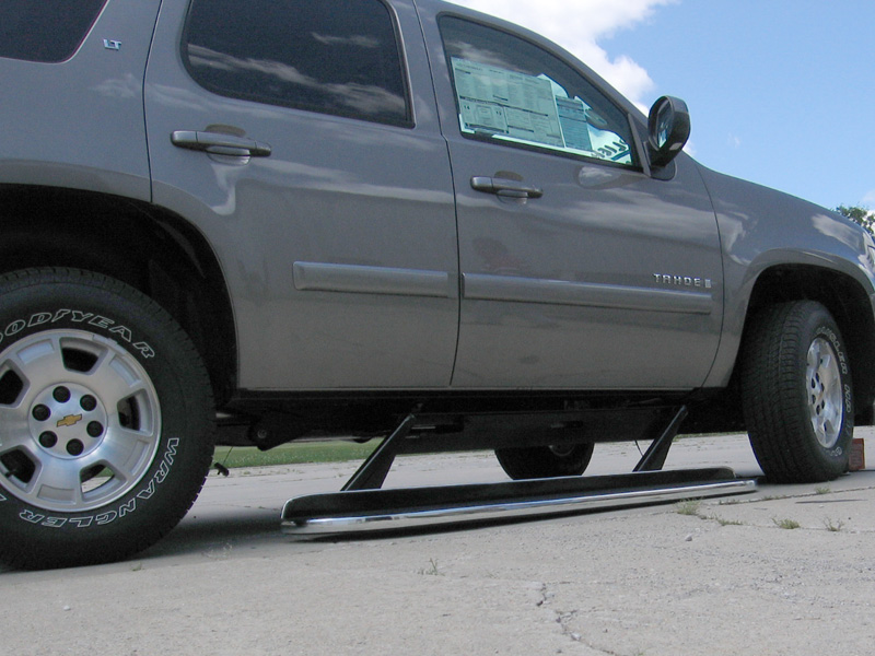 Ram 1500 Running Boards >> Custom Running Board Lifts